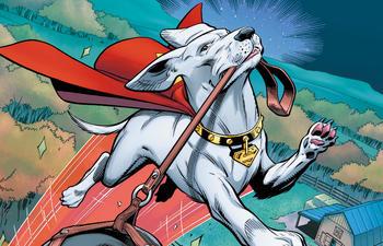 On vous révèle quel acteur prêtera sa voix à Krypto le super-chien de DC