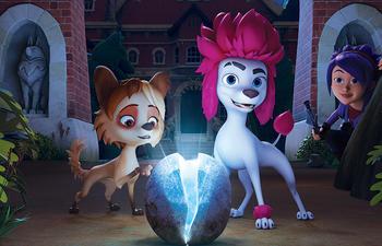 Dévoilement de la bande-annonce en français du film d'animation 100% Loup