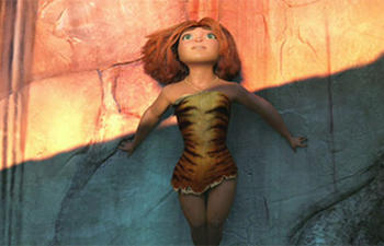 Bande-annonce du film d'animation The Croods
