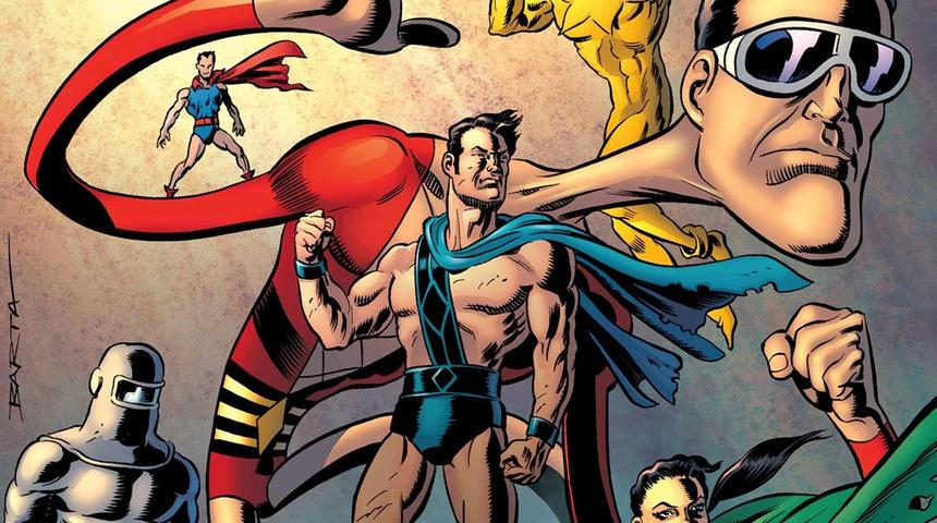 Plastic Man : Un nouveau projet de DC Comics