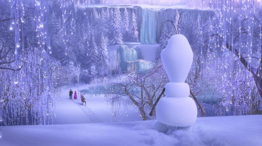 Le court métrage Once Upon a Snowman vous réchauffera le coeur