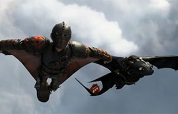 Une pré-bande-annonce pour How to Train Your Dragon 2