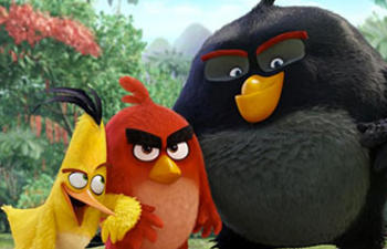 Une distribution vocale confirmée pour Angry Birds Movie
