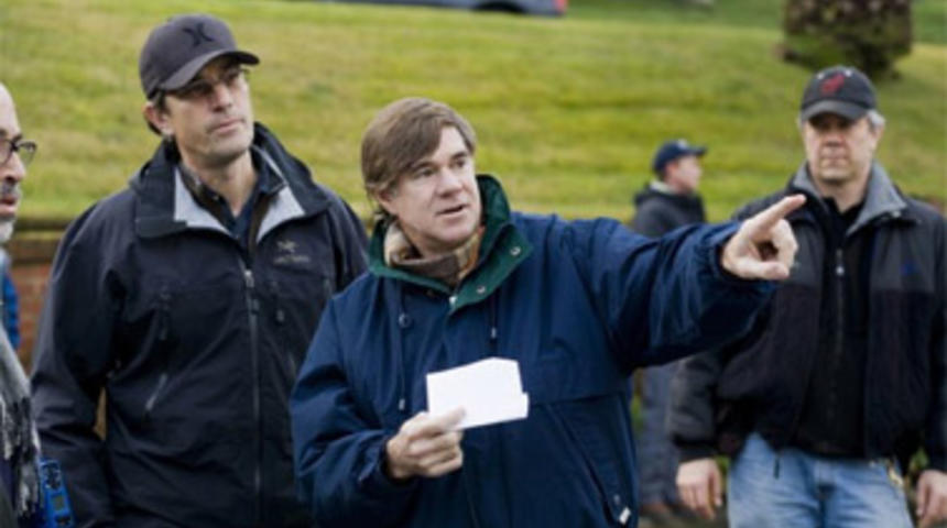 Gus Van Sant à la tête du film The Promised Land