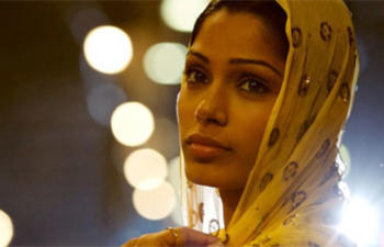 Freida Pinto dans War of the Gods