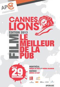 Les Lions de Cannes 2013