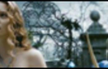 Pré-bande-annonce du film Alice in Wonderland