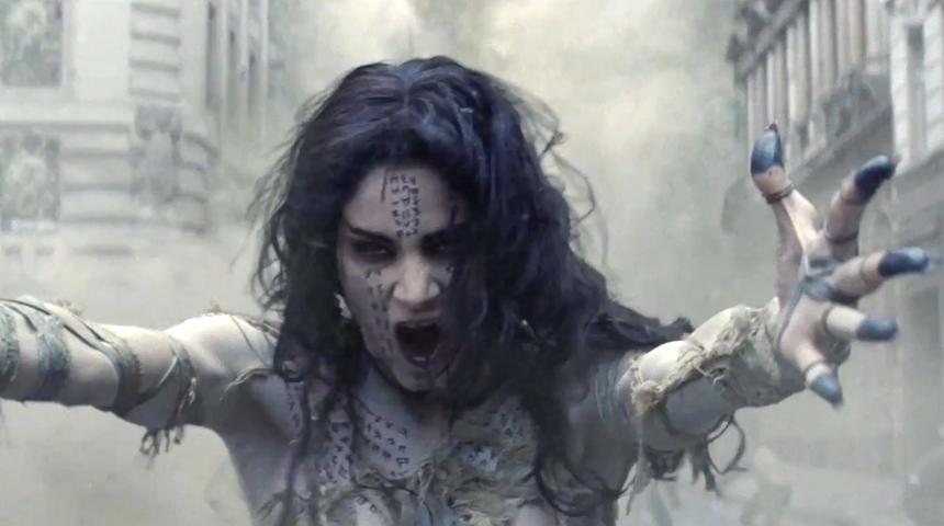 Une pré-bande-annonce pour The Mummy avec Tom Cruise