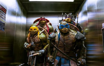 Box-office québécois : Les tortues ninja remonte au sommet