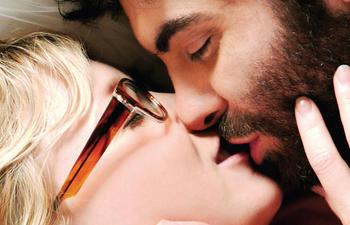 Affiche du film québécois Le baiser du barbu