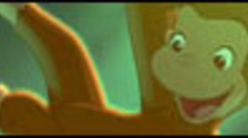 Bande-annonce : Curious George