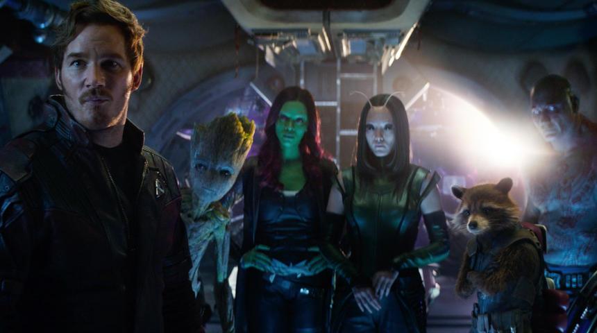 Bande-annonce en français : Les gardiens de la galaxie dans le prochain Avengers