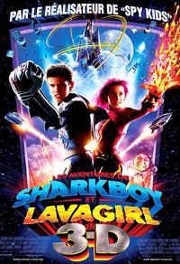 Les aventures de Sharkboy et Lavagirl en 3D