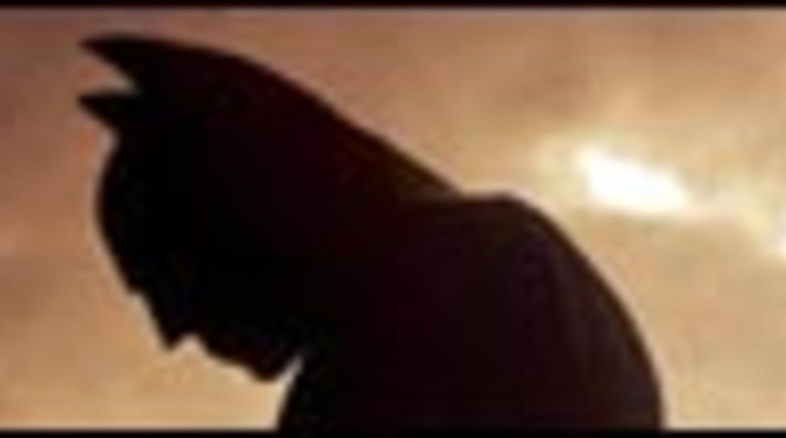 L'affiche de Batman Begins!