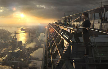 Sorties DVD: The Walk