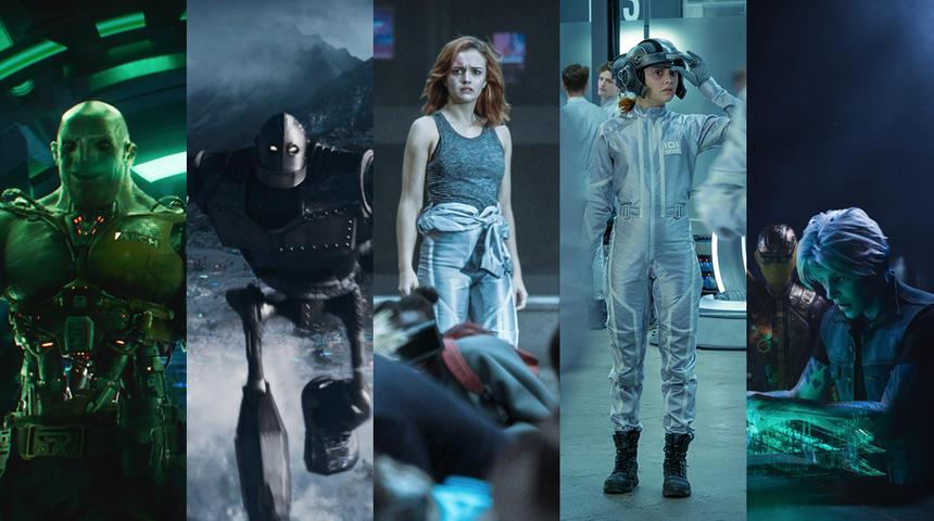 Découvrez les superbes images du nouveau film Ready Player One de Steven Spielberg