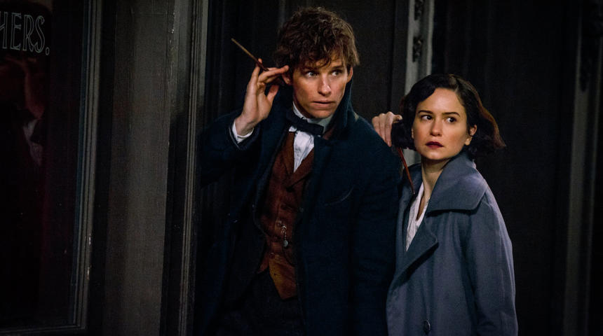 Sorties Blu-Ray et DVD : Fantastic Beasts and Where to Find Them