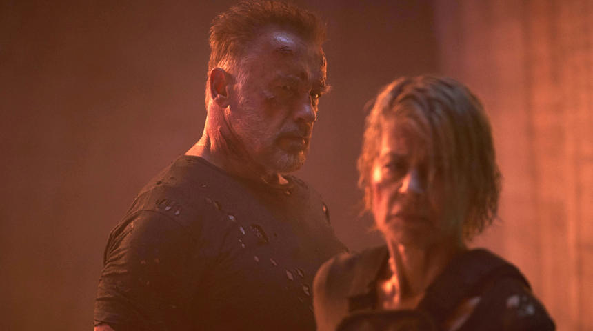 Box-office nord-américain : Terminator neutralise ses assaillants