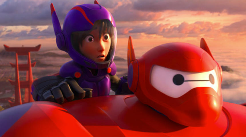 Box-office nord-américain : Big Hero 6 dépasse Interstellar