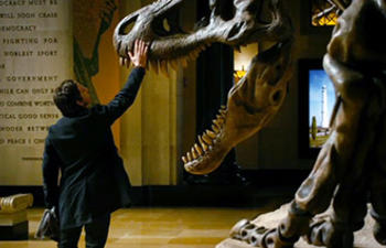 Première bande-annonce pour Night at the Museum: Secret of the Tomb