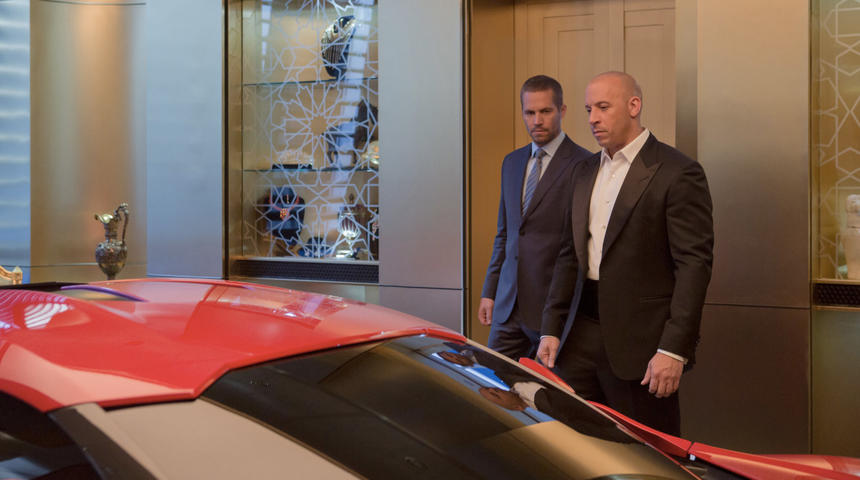 Box-office nord-américain : Furious 7 amasse 60,6 millions $ de plus