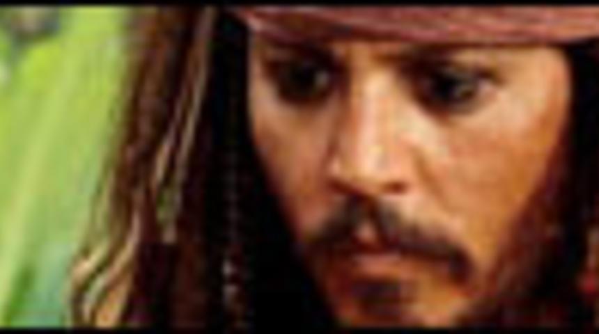 Pirates des Caraïbes : Le coffre du mort vend cinq millions de DVD