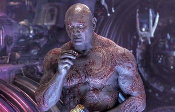 Guardians of the Galaxy 3 : La dernière apparition de Drax?