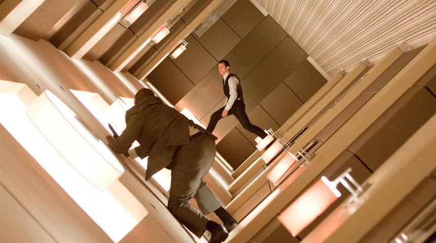 Nouvelles images du film Inception
