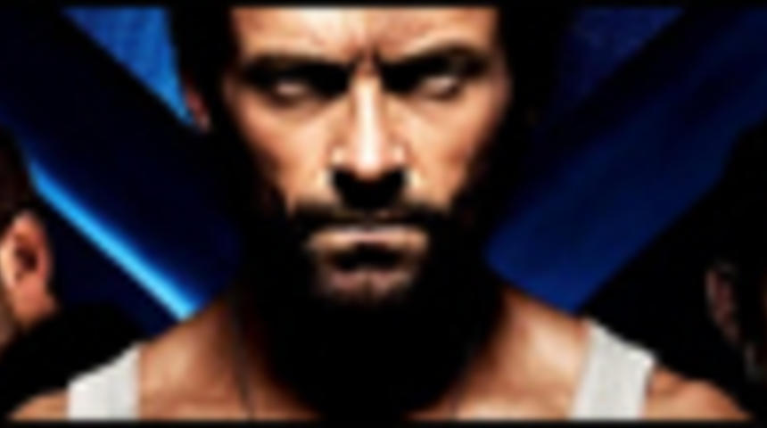 Affiche officielle de X-Men Origins: Wolverine