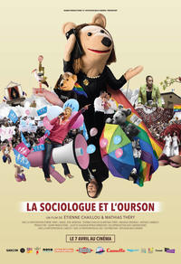 La so­ci­o­logue et l'ourson