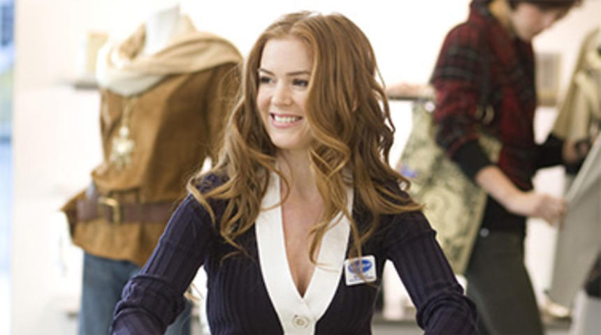 Isla Fisher s'intéresse à The Switch
