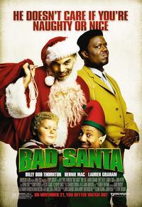 Très méchant Père Noël
