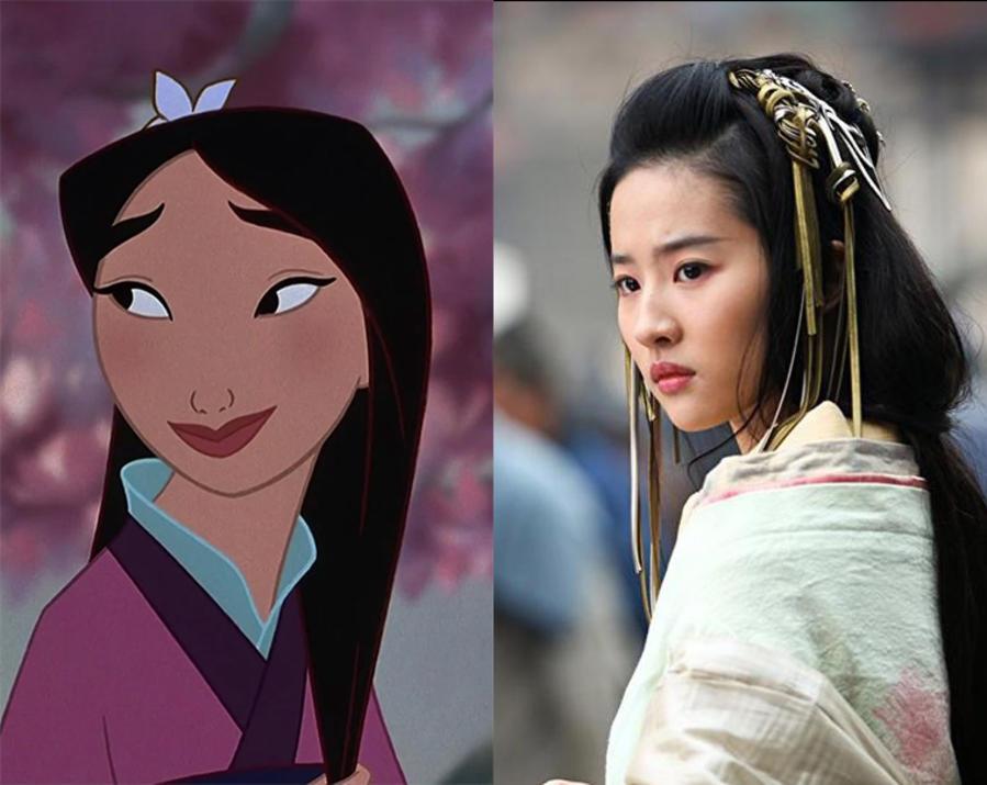 On sait qui jouera le rôle principal du film — Mulan