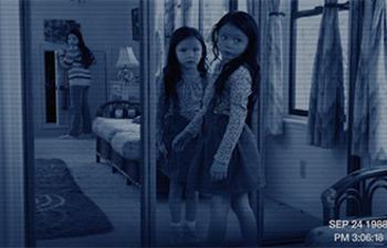 La sortie de Paranormal Activity 5 déplacée d'octobre à janvier