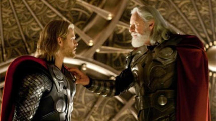 Nouveautés : Thor