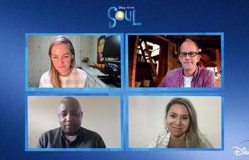 Entrevues : Les créateurs du film Soul de Pixar nous parlent de ce projet unique