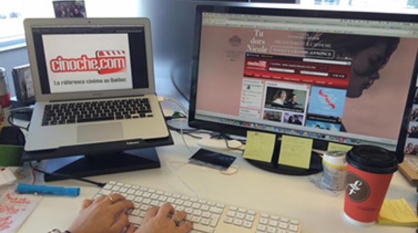 Cinoche.com recherche un assistant à l'édition de contenu