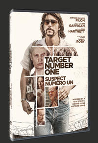 DVD du film Target Number One