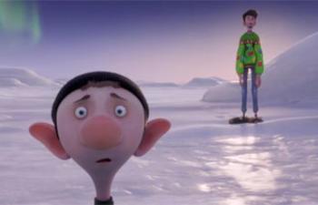 Pré-bande-annonce du film Arthur Christmas