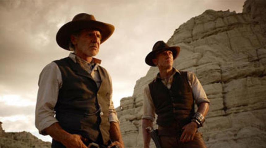 Première bande-annonce du film Cowboys and Aliens