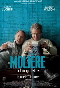 Molière à bicyclette