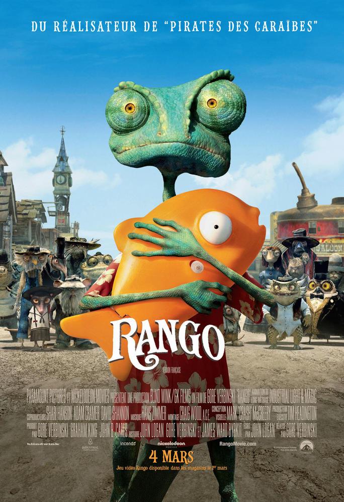 RANGO (2011) - Film - Cinoche.com