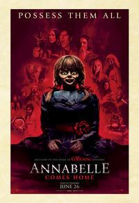 ANNABELLE COMES HOME - Assistez au visionnement spécial de Montréal en version originale anglaise