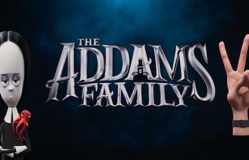 Dévoilement des premières images de Addams Family 2