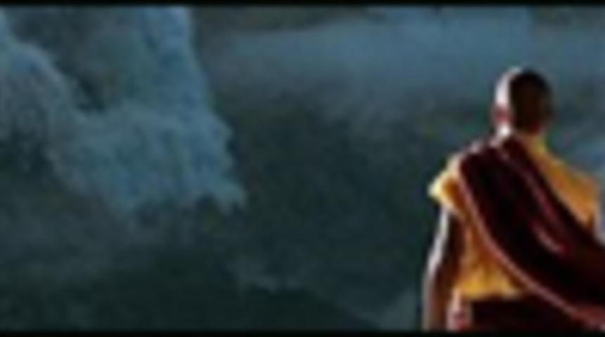 Affiche officielle du film 2012