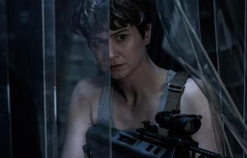Sorties Blu-Ray et DVD : Alien: Covenant