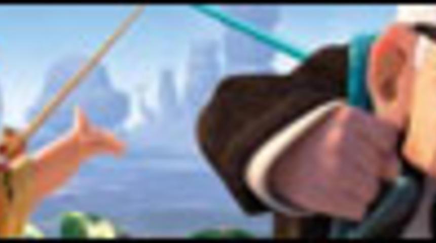 Un aperçu du film d'animation Up présenté ce soir pendant le Superbowl
