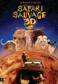 Safari sauvage 3D