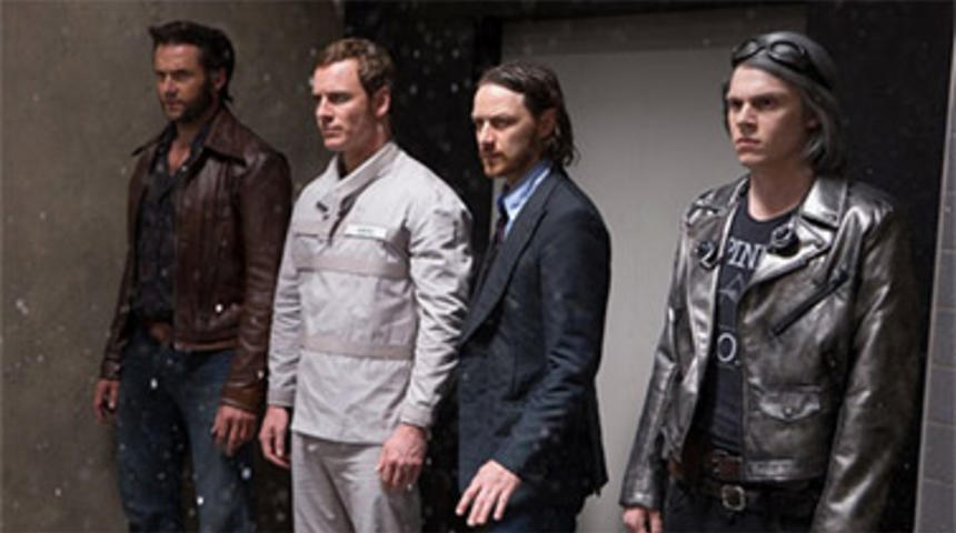 Nouveautés : X-Men : Days of Future Past