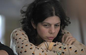 Gabrielle en première à Locarno